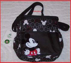 Awesome Disney Mickey Mouse Baby Boy Mini Diaper Bag