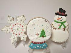 Winter Wonderland Christmas Cookies