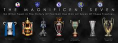 It's the only British club to have won all three major UEFA club competitions | Community Post: 10 Things Every Chelsea Fan Must Know