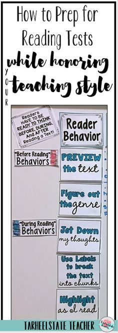 Is it possible to prepare your students for standardized reading tests without kill and drill test prep? I believe you can honor your readers workshop and the foundation you have laid all year long with this reading test prep framework. 3rd, 4th, 5th, and 6th grade teachers, help your students connect what they've learned all year to the strategies and skills they will need to use for their reading test! Learn how I launch my reading test prep unit!
