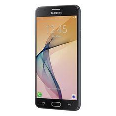 "Samsung Galaxy J7 Prime (32GB) G610F/DS - 5.5"" Dual SIM Unlocked Phone with Finger Print Sensor (Black)"