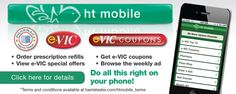 Have Harris Teeter with you at all times on ht mobile!