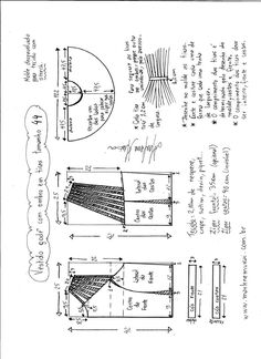 Dress Sewing Patterns, Sewing Patterns Free, Clothing Patterns, Sewing Class, Sewing Box, Sewing Alterations, Techniques Couture, Gown Pattern, Altering Clothes