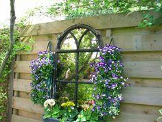 Siegeltje spiegeltje - Outdoor tuin decoratie ideeen ...