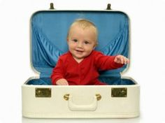 Blog: Business Travel and Baby, A Survival Guide