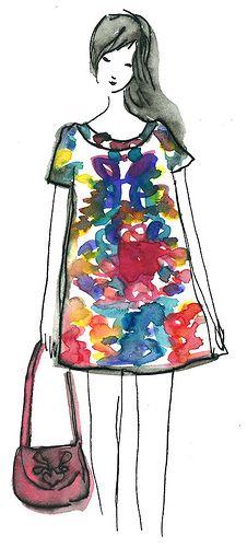 fashion girls : MISS CAPRICHO
