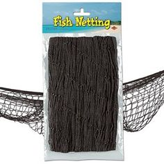 Amazon.com: Fish Netting (black) Party Accessory (1 count) (1/Pkg): Health & Personal Care