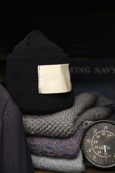 A.P.C. knits