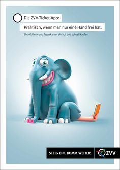 ZVV: Elephant