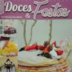 Revista Doces & Festas n'8 (Maio 2017)