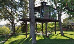 Canopy and Stars: Baumhäuser, Zelte, Camper - ungewöhnliche Unterkünfte
