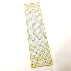 regla 15x60 cm Jaba, Periodic Table, Girls Dresses Sewing, Fabrics, Fabric Scraps, Sewing Tutorials, Scarfs, Motivational Quotes, Periotic Table