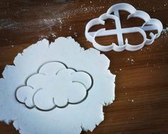 ♢ Unique in-house design ♢ printed cutter for biscuit or cookie dough SIZE: Approximately by by to thickness of dough Shaped Cookie, Cookie Bars, Cookie Dough, Cookie Cutters, Cookie Tutorials, Fondant Tutorial, Flower Cookies, Cake Cookies, Cake Pops