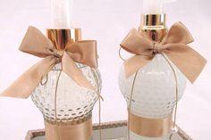 Kit lavabo contém:  01 bandeja  01 home spray (frasco de vidro bico de jaca)  01 sabonete líquido (frasco de vidro bico de jaca)  Altura do frasco: 20 cm / 200ml  Medida 20x15cm