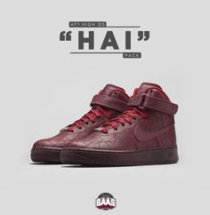 Niks air force one qs pack sneakers