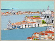 Kintaro Ishikawa, a Trip to Italy on ArtStack #kintaro-ishikawa #art