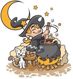 La bruja y el brujo