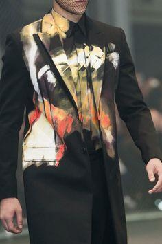 Givenchy Men's Autumn / Winter 2014. PFW