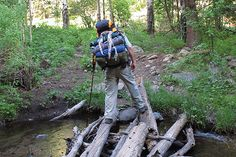 Pecos Wilderness, near Pecos  Distance: 13-mile out-and-back  Difficulty: Strenuous  Season: Summer, early fall