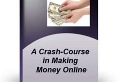 Making money online is one of the absolute best ways to supplement or replace your current income. And the best part is that it is easy to do-if you know how. There are a ton of things you could choose to do online, and here you'll receive a crash-course in some of the best of them. This gives you the info you need to be a success online, while saving you time, money, and frustration. Choose the right method and get on the fast-track to freedom!