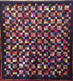 Joyful Journey, 68 x 74 inch quilt, 2013 | Flickr - Photo Sharing!