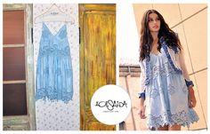 Nolita VERDIANA Dress is available in Stores! Thank you Loisaida Bcn #meetnolita #nolitainshops #love