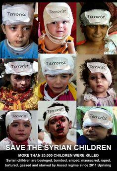 Assad Crimes...