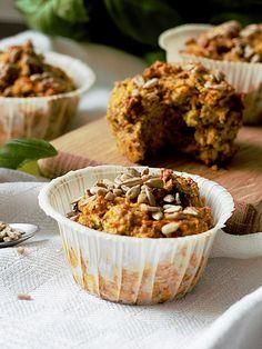 Ruokakonttuuri: Terveelliset välipalamuffinit /healthy muffins