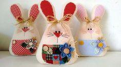 Fabric Bunnies