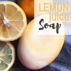 In My Soap Pot Lemon juice soap Pots, Lemon Soap, Soap Making Kits, Essential Oils Soap, Rose Soap, Homemade Soap Recipes, Glycerin Soap, Castile Soap, Shampoo Bar