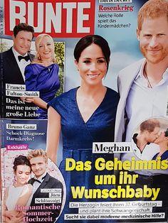 2019: Harry und Meghan von Grossbritannien Bruno Ganz, Royals Today, Movie Posters, Movies, Magazines, Birth, Film Poster, Films, Movie