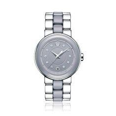 Movado® Cerena Ceramic - Love this watch!