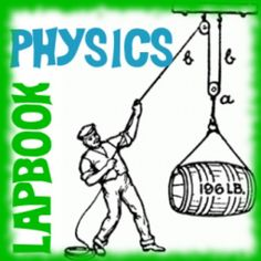 Kids love physics! Just watch them cavort on a playground! Now take those lessons and represent them in a lapbook filled with minibooks about the principles of science.