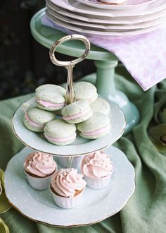 Surprisingly straightforward recipe for macarons with a twist.