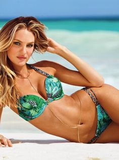 Candice Swanepoel. Most goegoeus Victoria's Secret model...? . - Sex appeal of a model today! Regardless of what you look like. Click the pic