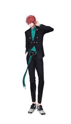 All Star, Boy Character, Elegant Man, Rap Battle, Hot Anime Guys, Ensemble Stars, My Favorite Image, Akatsuki, Manga