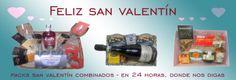 Nuestros packs de San Valentín ya en la web. Esperamos que os gusten.