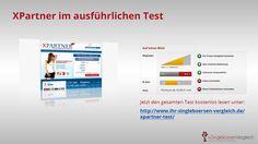 http://www.ihr-singleboersen-vergleich.de/xpartner-test/ XPartner - das Casual Dating Portal für freche Kontakte. Bekannt aus der TV Werbung.