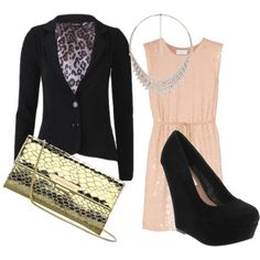 For somethin fancy, #polyvore #dreamcloset #clothes