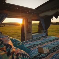 Wake up with the Sun.