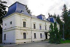 Esterházy kastély Bakonyoszlop