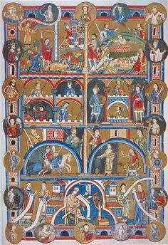 Civitas Dei, ca. 1180