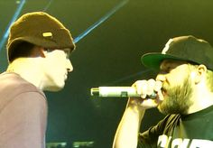 emcee battle in your face