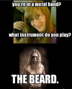 Ensiferum HAHAHAHAHAHAHAH!! Keith Harkin Should totally play the Beard!