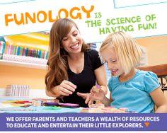 Funology is filled with fun kids activities, games and recipes. Funology está lleno de divertidas actividades infantiles, juegos y recetas.