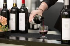 Try the wines from the surrounding regions