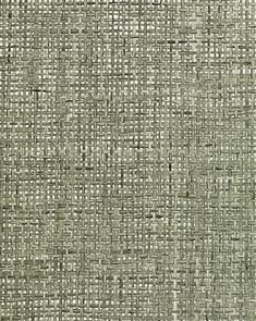 Silver Foil Back Grey Paperweave Textured Wall Covering