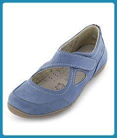 Marc Shoes 1.614.02-29/740-Kira, Damen Slipper, Blau (denim 740), 39 EU - Slipper und mokassins für frauen (*Partner-Link)