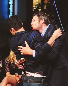 Blake and Adam.......love love those 2!!!!