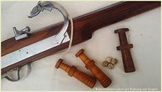 Luntenschlossmuskete mit Lademaße und originalen Musketenkugeln. Musketeers, Kugel, Funny Cats, Weapons, Guns, Weapons Guns, Weapons Guns, Funny Kitties, Weapon